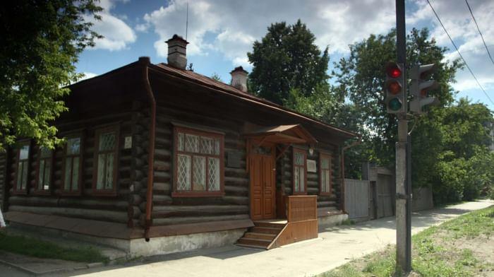 Мемориальный дом-музей П. П. Бажова