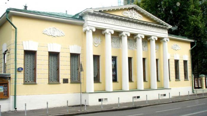 Государственный музей Л. Н. Толстого. Литературная экспозиция на Пречистенке