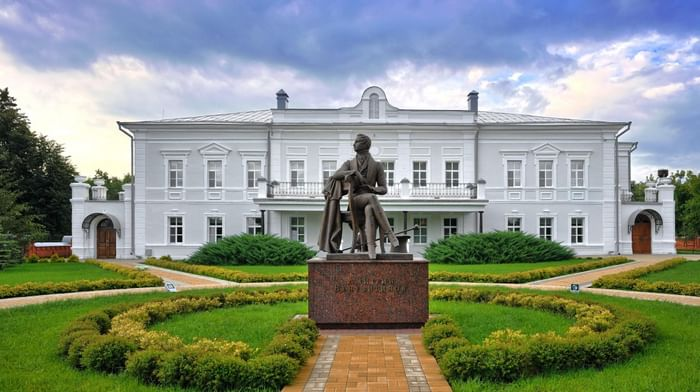 Музей-усадьба Д. В. Веневитинова