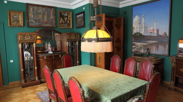 Музей-квартира Н. С. Голованова