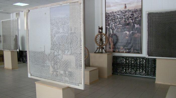 Галерея «Оренбургский пуховый платок»
