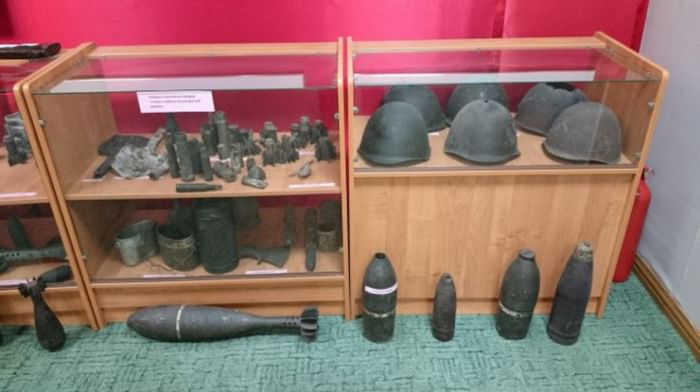 Малгобекский музей боевой и трудовой славы