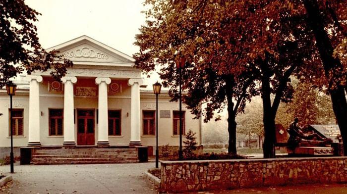 Музей истории медицины Тамбовской области
