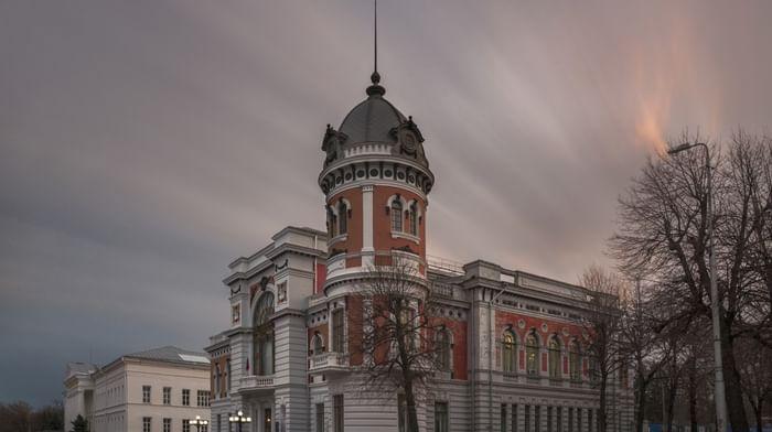 Ульяновский областной художественный музей