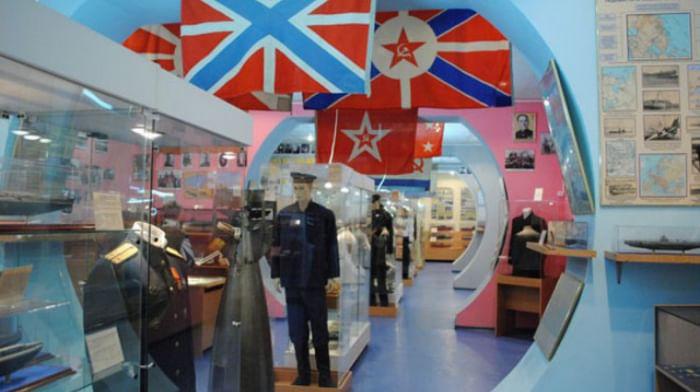 Музей истории подводного флота