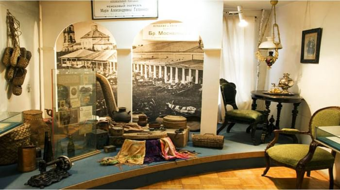 Буйский краеведческий музей им. Т. В. Ольховик