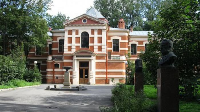 Музей истории НИИ экспериментальной медицины Российской Академии медицинских наук