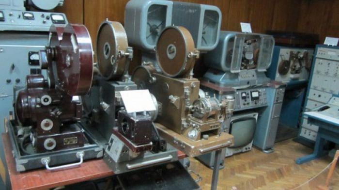 Музей отечественной киноаппаратуры Санкт-Петербургского государственного университета кино и телевидения