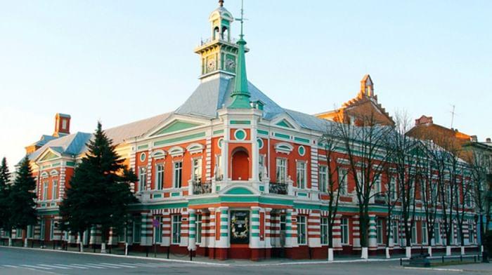 Азовский историко-археологический и палеонтологический музей-заповедник