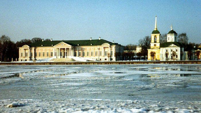 Государственный музей керамики и усадьба «Усадьба «Кусково» XVIII века»