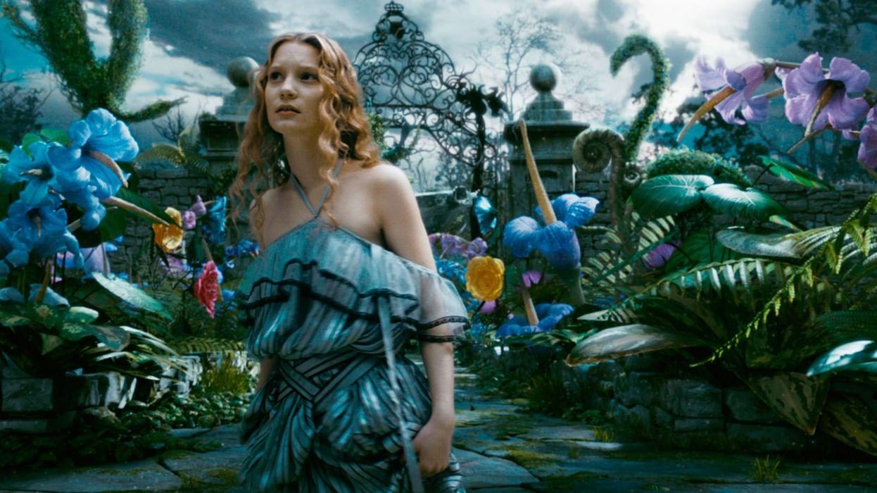 Alice in wonderland 2018