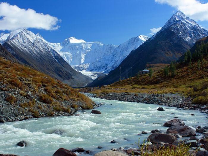 Российский Тибет. Культурный гид по Алтаю