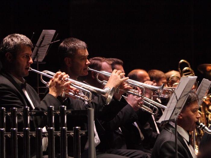 Концерт Большого симфонического оркестра