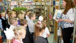 Как детские библиотеки становятся клубами по интересам