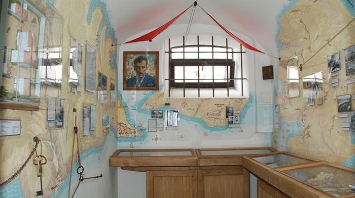 Музейная комната А. С. Грина