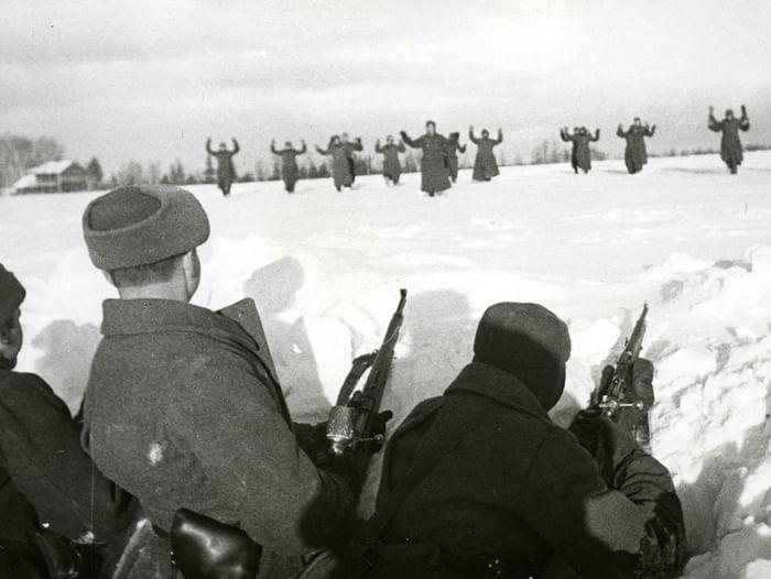 Выставка «Москва вела страну к Победе»