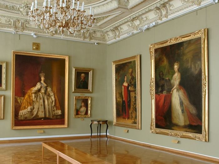 Постоянная экспозиция «Русское искусство XVI – начала XX века»