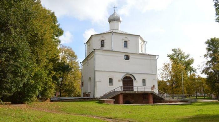 Памятник-музей церковь Георгия на Торгу
