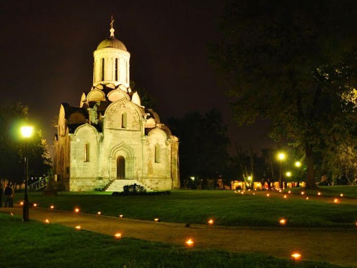 Ночь музеев в Музее имени Андрея Рублева
