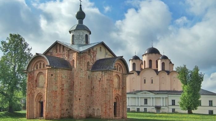 Памятник-музей церковь Параскевы Пятницы на Торгу
