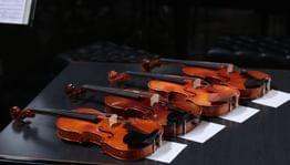 15-летний скрипач Даниэль Лозакович— победитель конкурса Владимира Спивакова