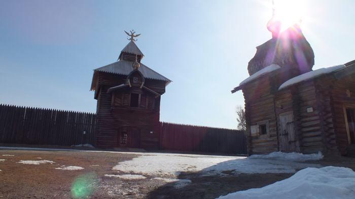 Архитектурно-этнографический музей «Тальцы»
