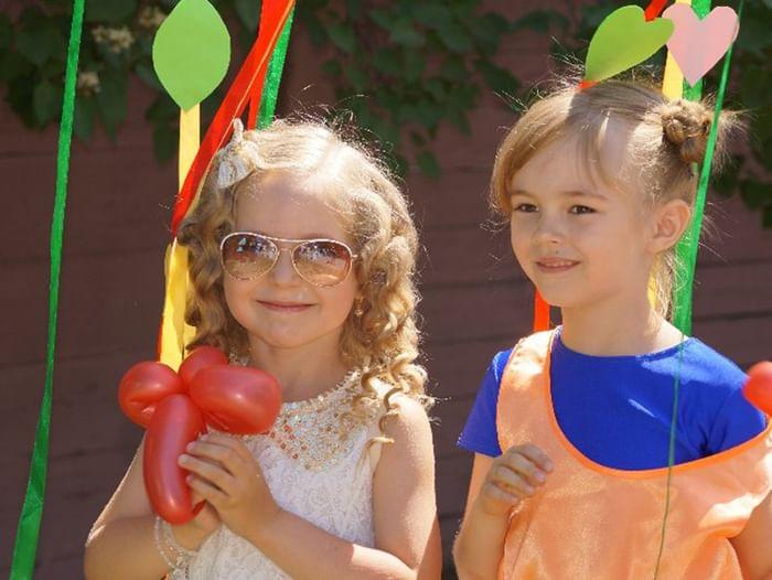 Фестиваль «Дети нашего квартала»