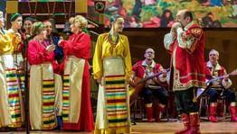 Традиции русской культуры в Зале церковных соборов