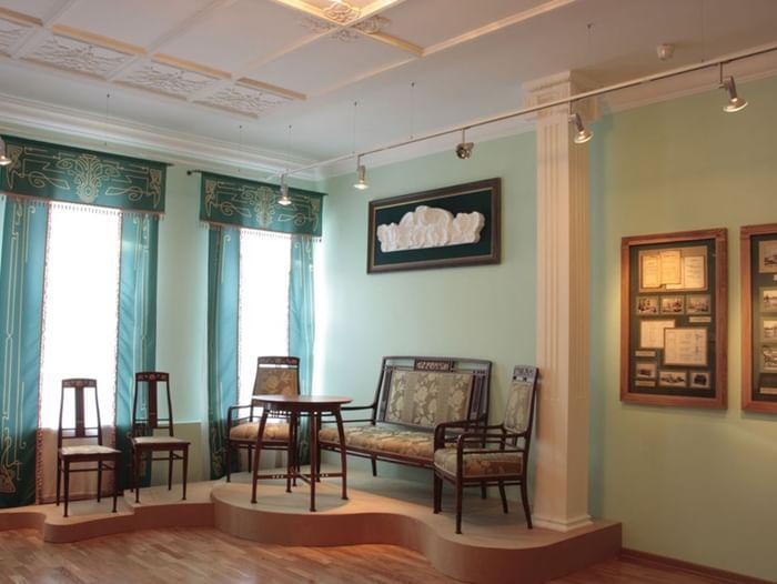 Экскурсия «Архитектура эпохи модерна в Симбирске»
