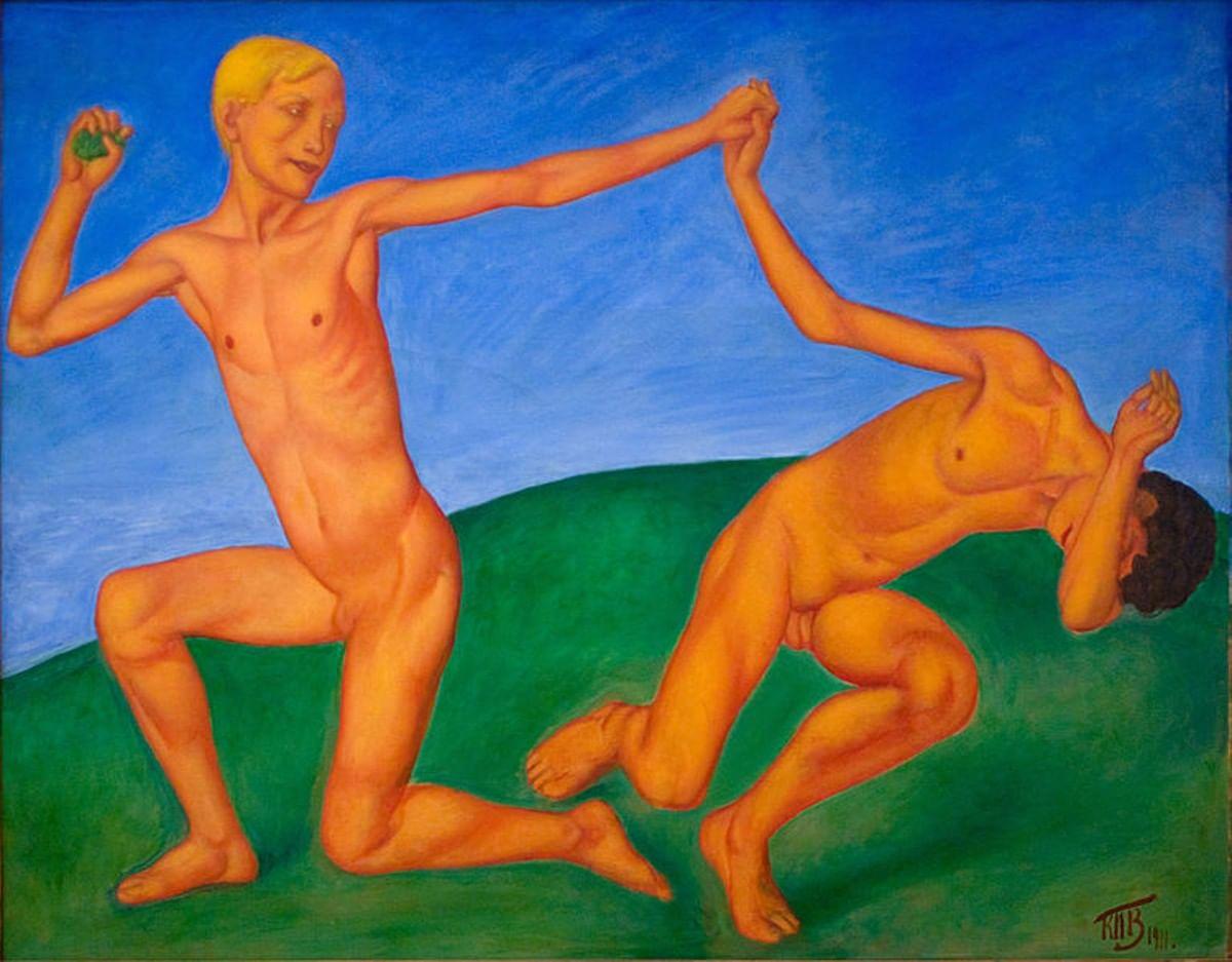 Фото голых мальчиков в женскои 8 фотография