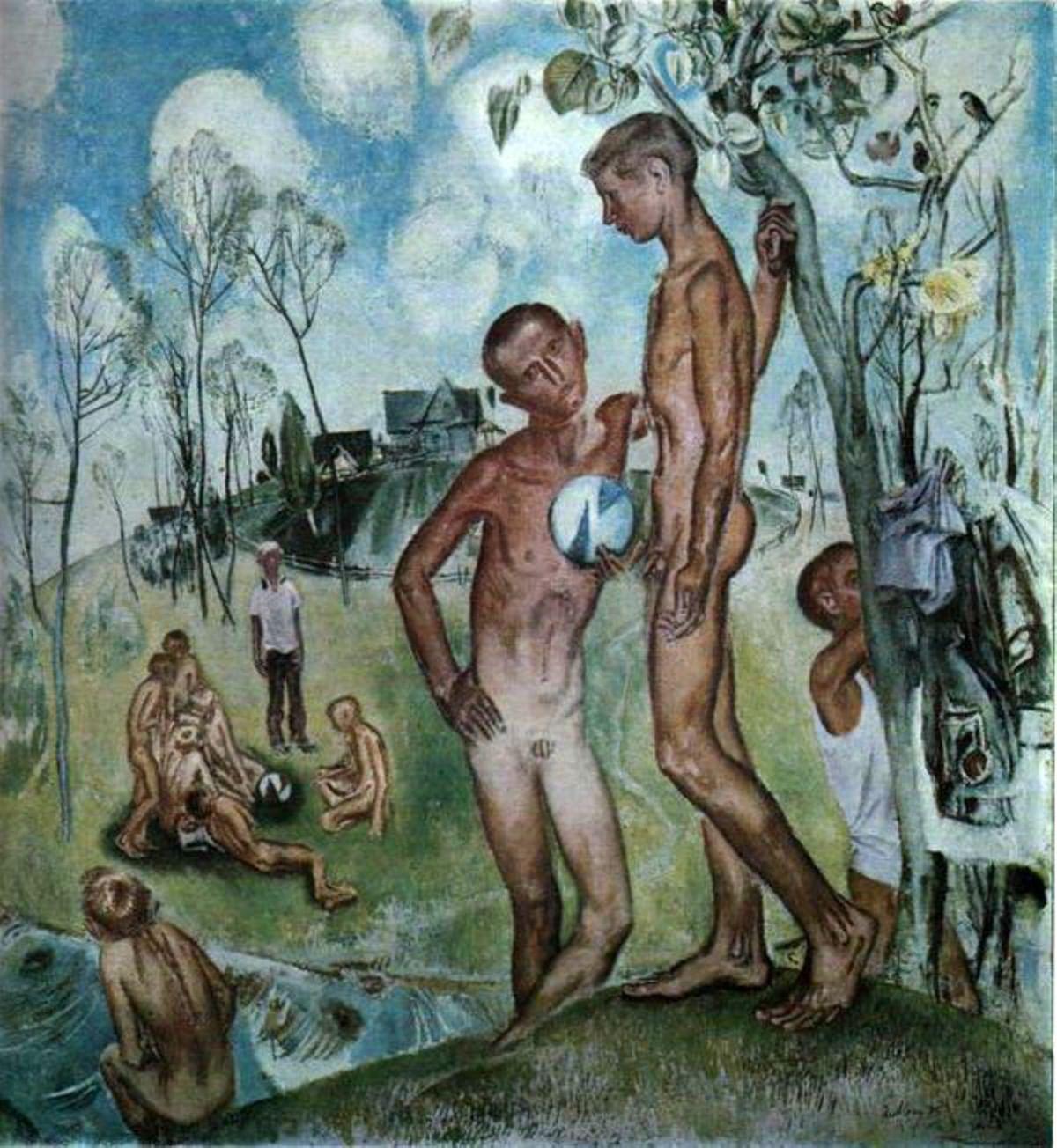 Фото голых мальчиков в женскои 13 фотография