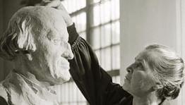 Первая дама советской скульптуры. 10фактов оВере Мухиной