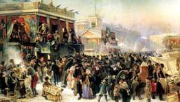 Живописец Александра II. 5 картин Константина Маковского