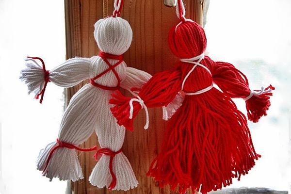 Куклы из ниток обереги своими руками