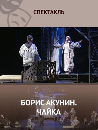 Борис Акунин. Чайка