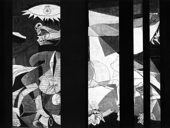 Выставка «Свидетельства: Франсиско Гойя, Сергей Эйзенштейн, Роберт Лонго»