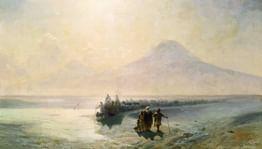 Библейские картины Айвазовского