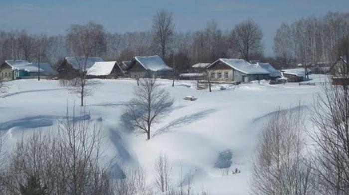 Святочные обряды в Сосновском районе Нижегородской области