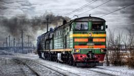 Железнодорожное кино