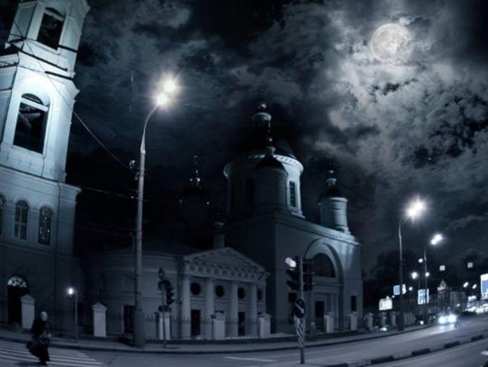 Экскурсия «Мистическая Москва»