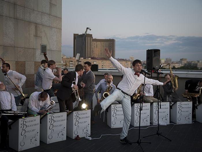 Цикл лекций-концертов «История джаза в словах и нотах: живой звук»