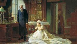 Печальные невесты в русской живописи