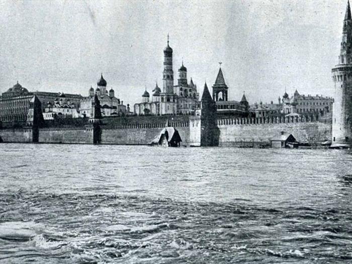 Выставка «Москва-река: от истоков до устья»