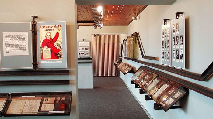 Мемориальный музей «Дорога жизни»