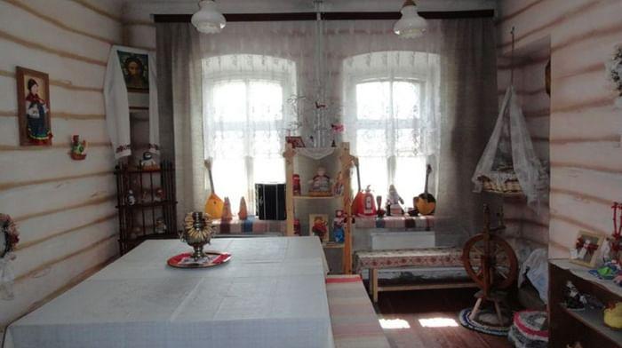 Дом купца Фонарёва