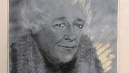 Фаина Раневская. Такой ее видели художники
