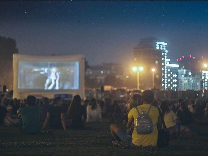 Закрытие Международного фестиваля уличного кино