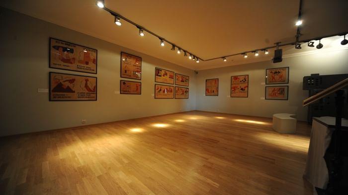 Выставочный зал «Домик А. П. Чехова»