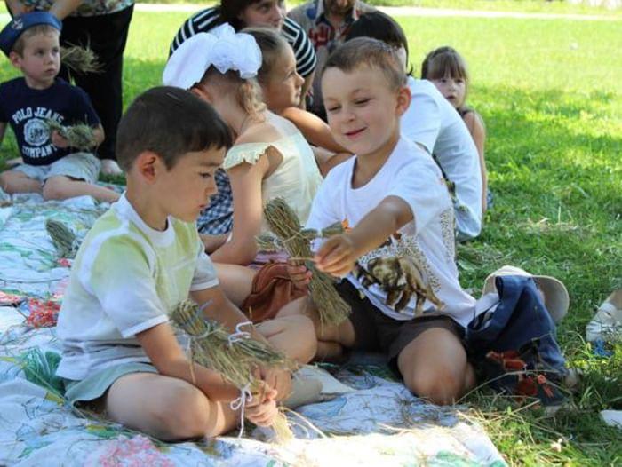 Детские творческие программы в музее-заповеднике «Абрамцево»