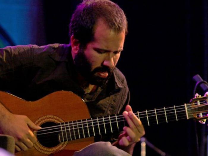 Концерт трио Даниэля Маркеса